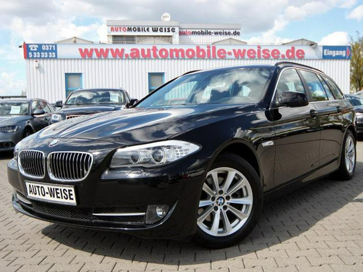 Bild 2: BMW 520 Touring Navi Xenon PDC vo+hi Bluetooth