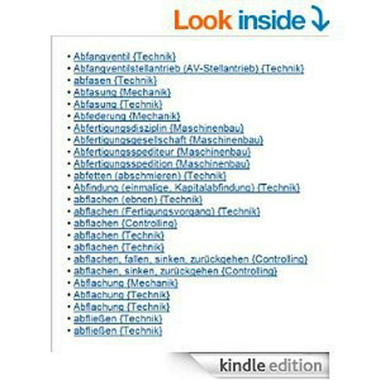 german-english dictionary bearing technology