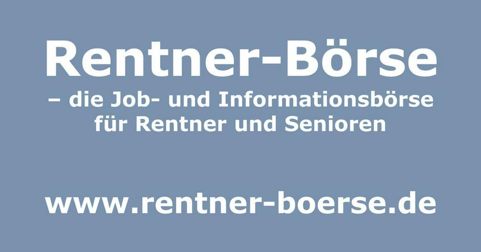 Bild 2: Die Job Boerse für Rentner
