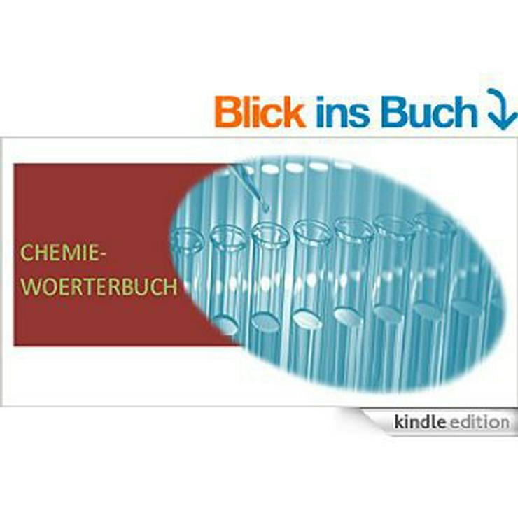 Woerterbuch Chemisch-Technischer Assistent - Wörterbücher - Bild 1