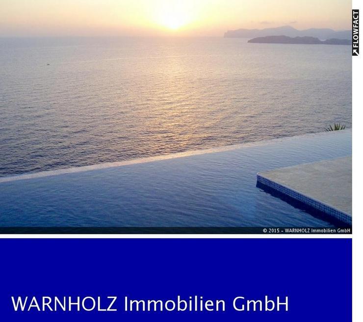 Herrliche Villa in erster Meerlinie, El Toro - Haus kaufen - Bild 1