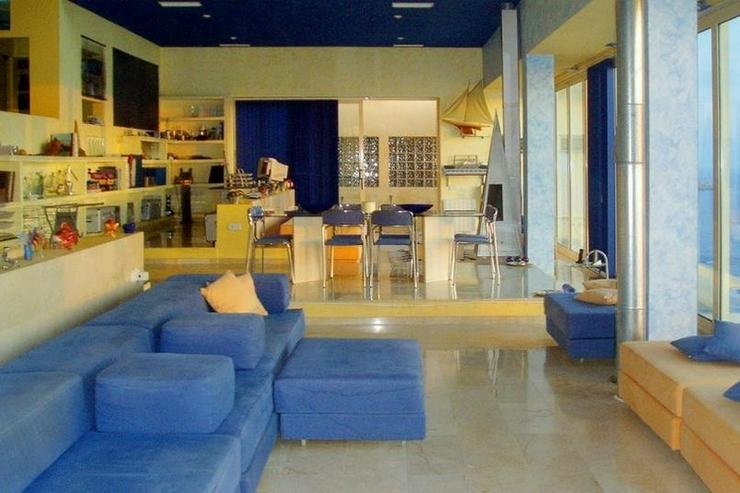 Bild 2: Herrliche Villa in erster Meerlinie, El Toro