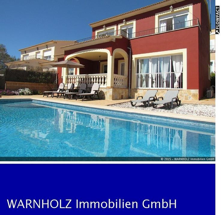Gemütliche Villa mit Pool in Cala Pi - Haus kaufen - Bild 1