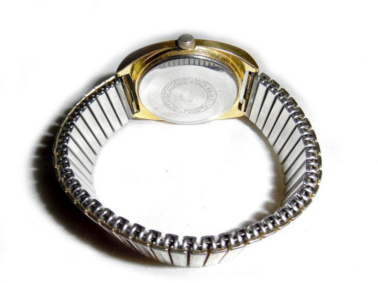 Bild 2: Schöne Herrenarmbanduhr von Caravelle
