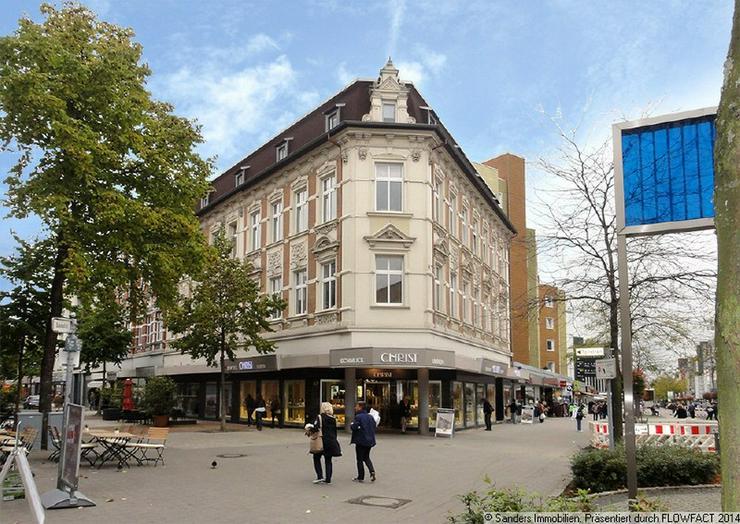Moderne Praxis / Bürofläche in der Fußgängerzone von Herne Mitte - Gewerbeimmobilie mieten - Bild 1