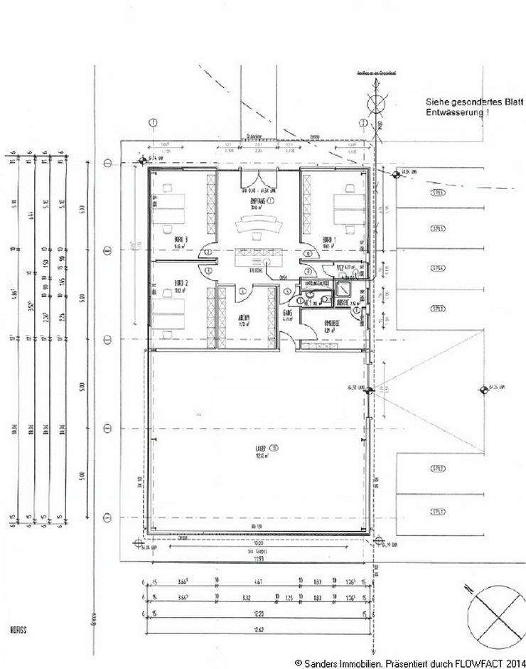 Bild 8: Ansprechende Gewerbehalle mit Bürotrakt in Recklinghausen-Berghausen - Gewerbepark Ortloh