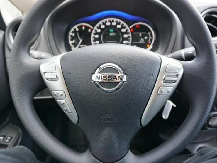 Bild 10: NISSAN Note Visia dCi 5t,Klima,Bluetooth uvm/Lager
