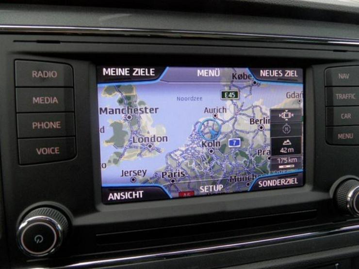 Bild 12: SEAT Leon FR 180PS GSD,LED,Navi uvm/Lager
