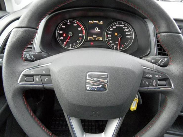 Bild 11: SEAT Leon FR 180PS GSD,LED,Navi uvm/Lager