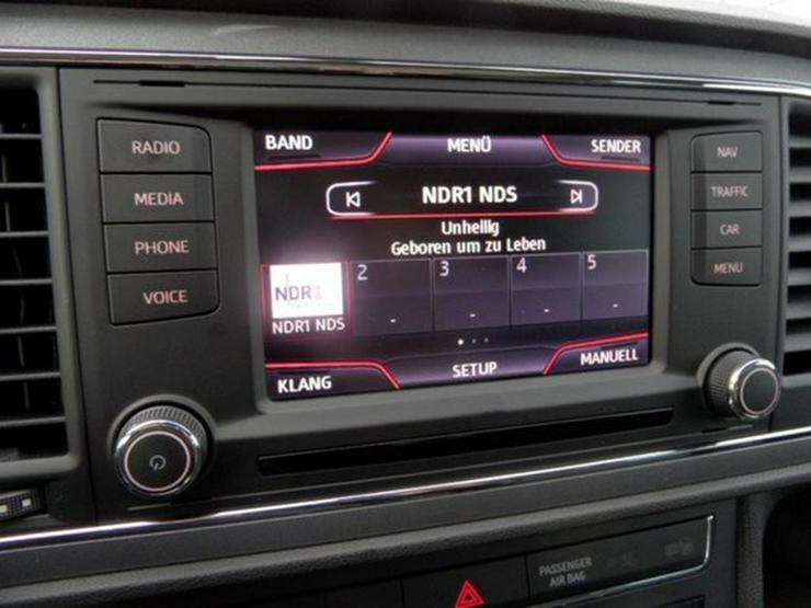 Bild 14: SEAT Leon FR 180PS GSD,LED,Navi uvm/Lager