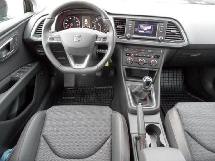 Bild 8: SEAT Leon FR 180PS GSD,LED,Navi uvm/Lager