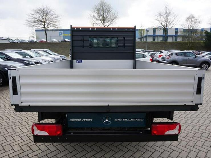 Bild 4: MERCEDES-BENZ Sprinter Pritsche 516 CDI 5t 163PS Automatik