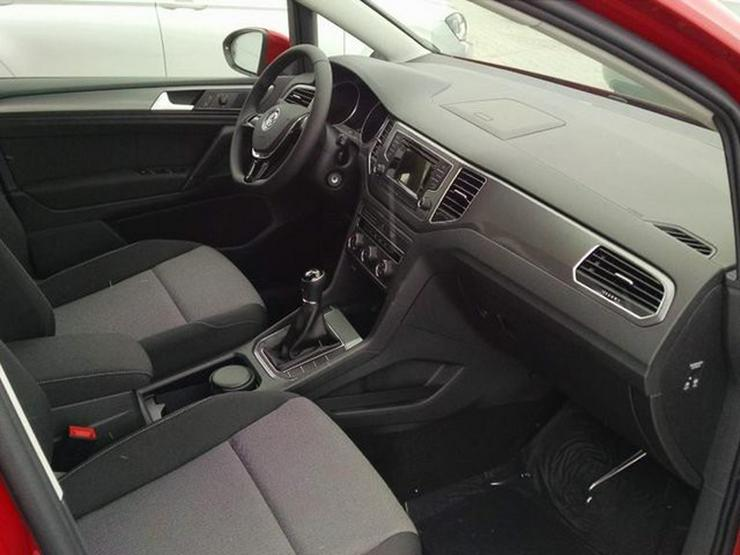 Bild 10: VW Golf Sportsvan 1.2 TSi 110PS BMT/Lager