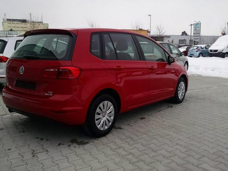 Bild 6: VW Golf Sportsvan 1.2 TSi 110PS BMT/Lager