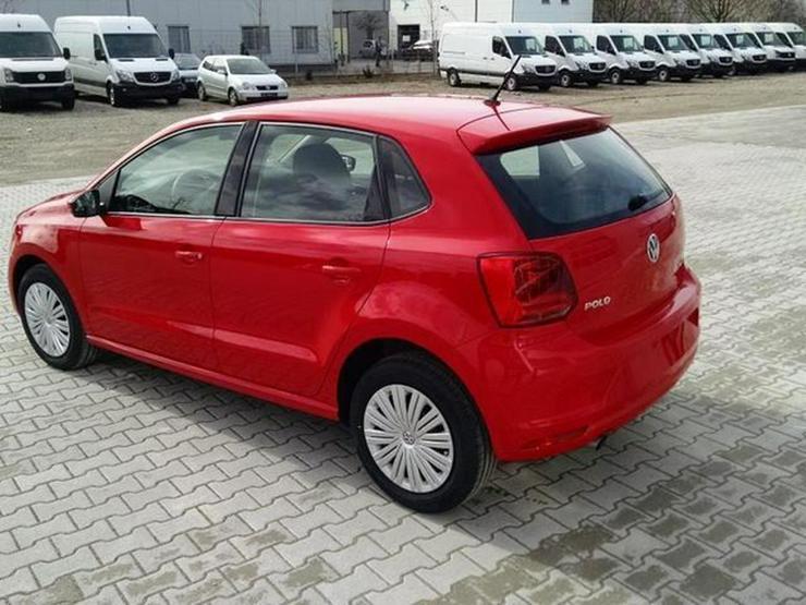Bild 6: VW Polo Comfortline 1.2 TSi BMT 5-türig/Lager