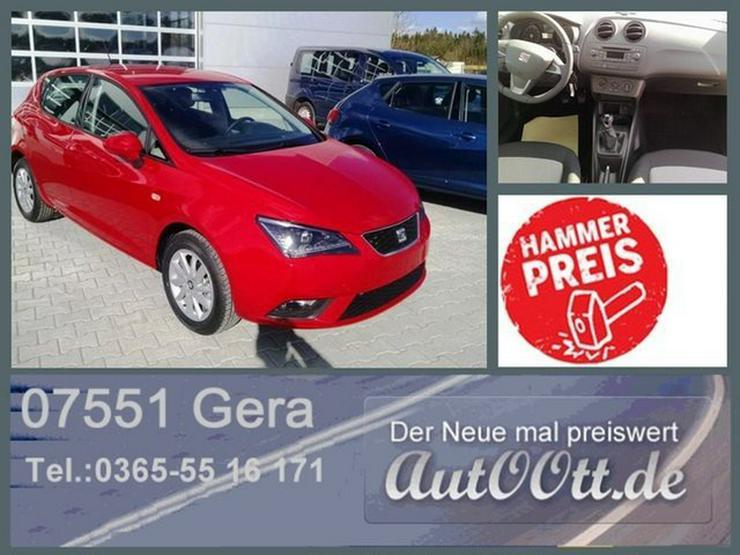SEAT Ibiza Style PLUS 1.2 TSi XENON/Lager - Ibiza - Bild 1
