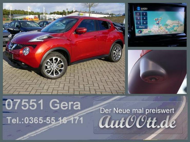 NISSAN Juke Tekna 1.5 dCI XENON+NAVI+LEDER/Lager - Juke - Bild 1