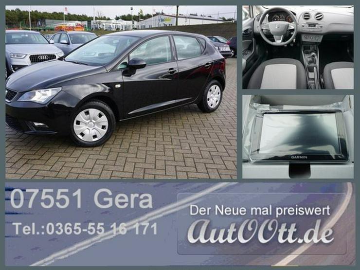 SEAT Ibiza Style 1.2 TSi 5-türig NAVI/Lager