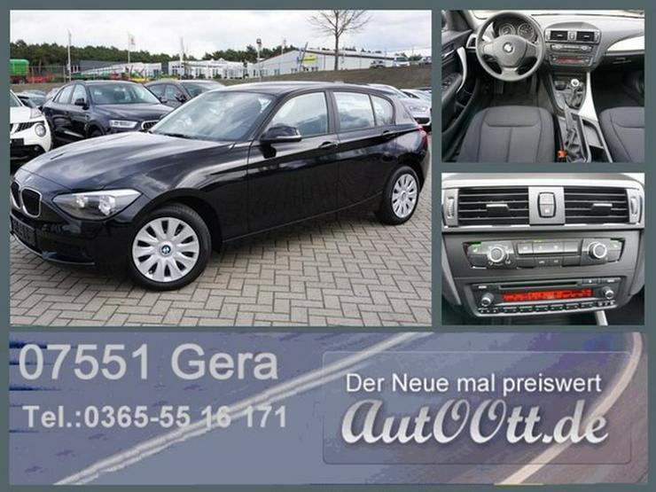 BMW 116 1.6 5tü SHZG Keyless Starten uvm/Lager - Weitere - Bild 1
