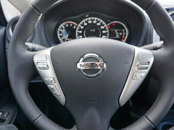 Bild 9: NISSAN Note Visia Klimaautomatik, Bluetooth uvm/Lager
