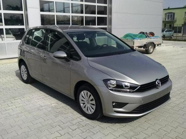 Bild 5: VW Golf Sportsvan 1.2 TSi 110PS BMT/Lager