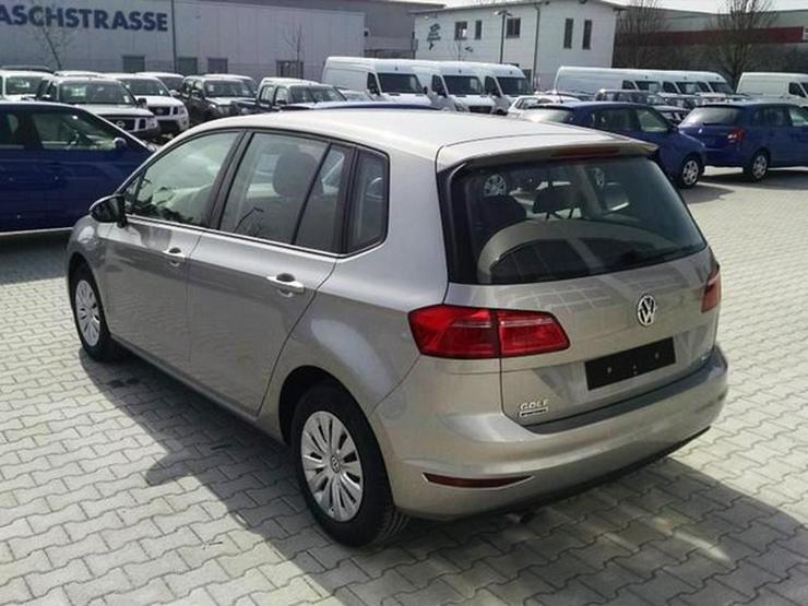 Bild 4: VW Golf Sportsvan 1.2 TSi 110PS BMT/Lager