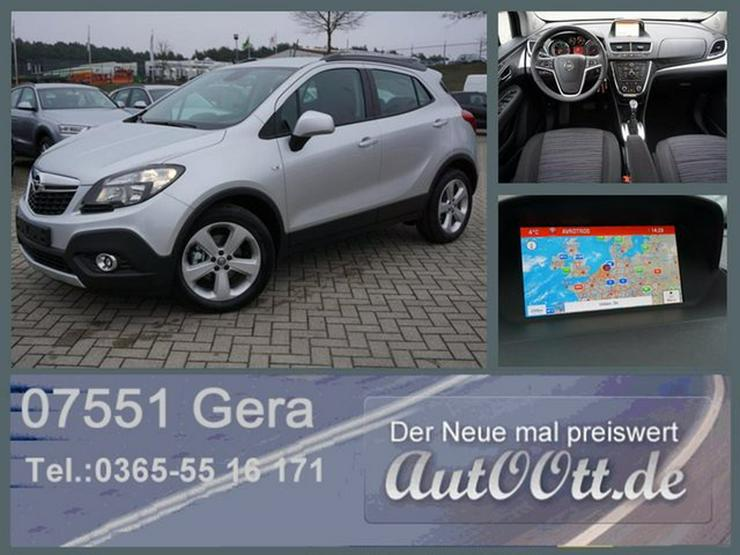 OPEL Mokka Edition CDTI Autom. Gute Ausstatt./Lager - Mokka - Bild 1