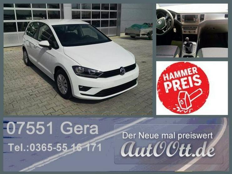 VW Golf Sportsvan 1.2 TSi 110PS BMT/Lager