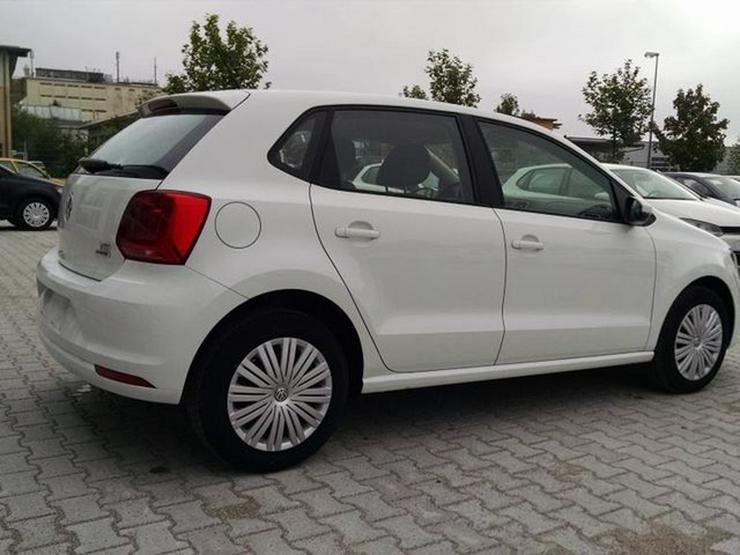 Bild 4: VW Polo Comfortline 1.2 TSi BMT 5-türig/Lager