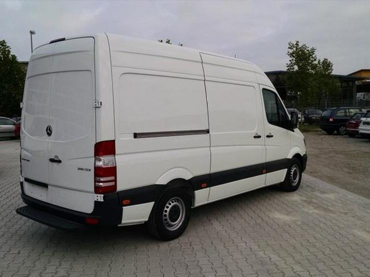 Bild 4: MERCEDES-BENZ Sprinter 316 CDI 37/35/Mittel+Hoch/Lager