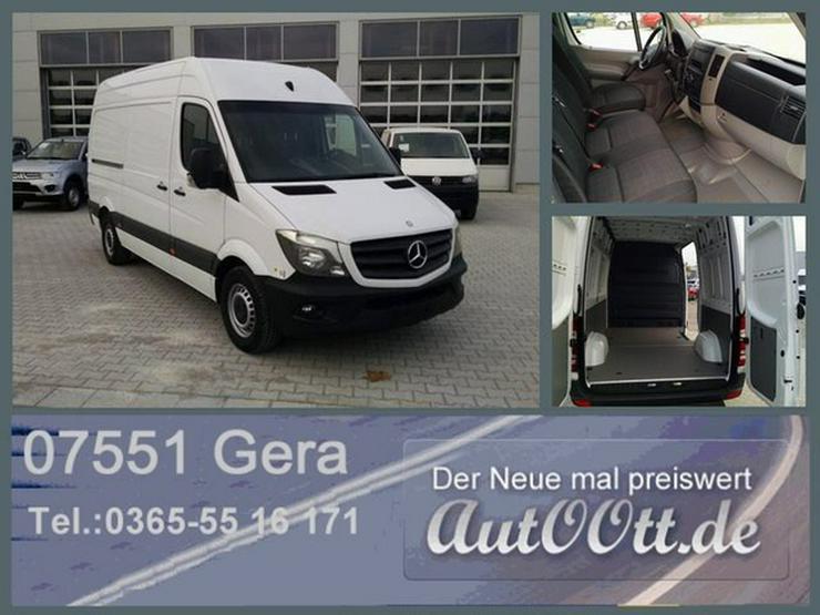 MERCEDES-BENZ Sprinter 316 CDI 37/35/Mittel+Hoch/Lager