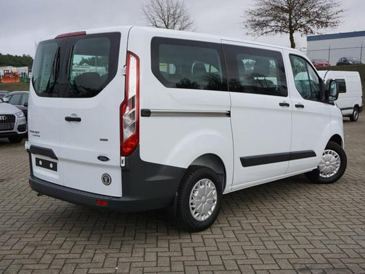Bild 4: FORD Tourneo Custom 2.2 TD 300 L1H1 9-Sitze/Lager