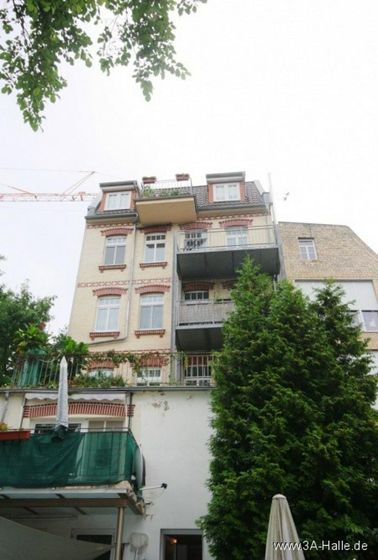 Hübsche 2-Raumwohnung mit Balkon direkt an der Saale!!!