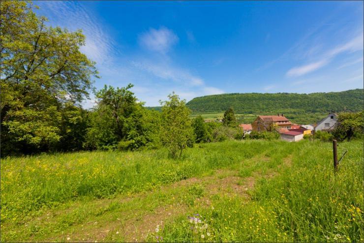 Gelegenheit: Grundstück in Ortsrandlage von Kuchen - Grundstück kaufen - Bild 1