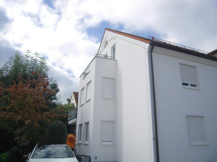 Bild 2: Sonnige Dachgeschosswohnung in Krumbach