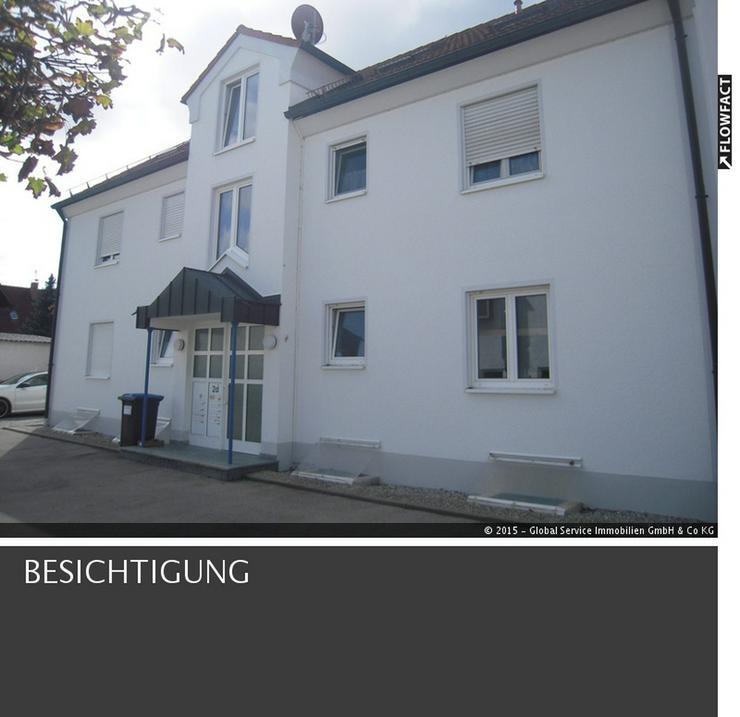 Sonnige Dachgeschosswohnung in Krumbach
