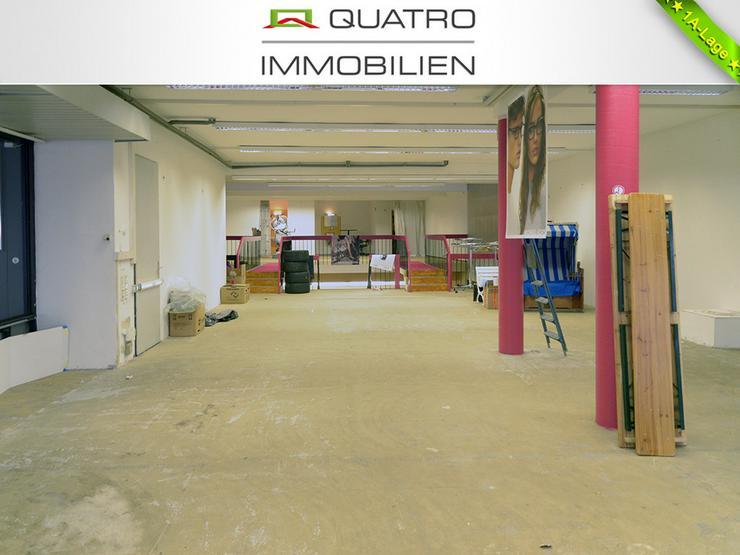 Bild 4: Ladenlokal mit Split-Level-Ebenen in Opladener Fußgängerzone
