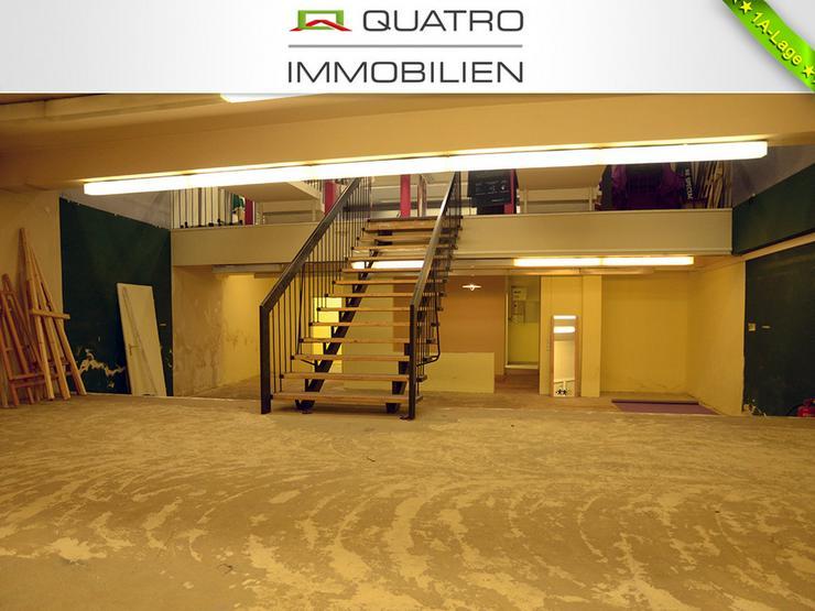 Bild 5: Ladenlokal mit Split-Level-Ebenen in Opladener Fußgängerzone