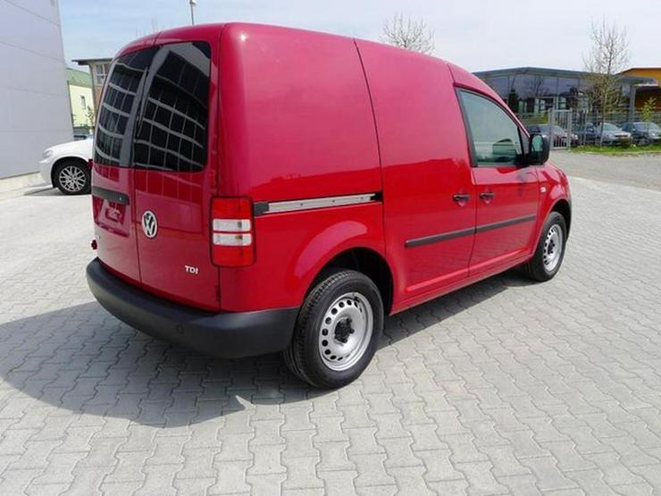 Bild 4: VW Caddy Kasten 1.6 TDI Klima,elFH,el.Spiegel/Lager