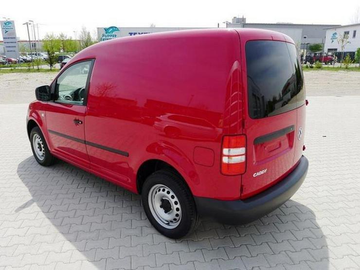Bild 6: VW Caddy Kasten 1.6 TDI Klima,elFH,el.Spiegel/Lager