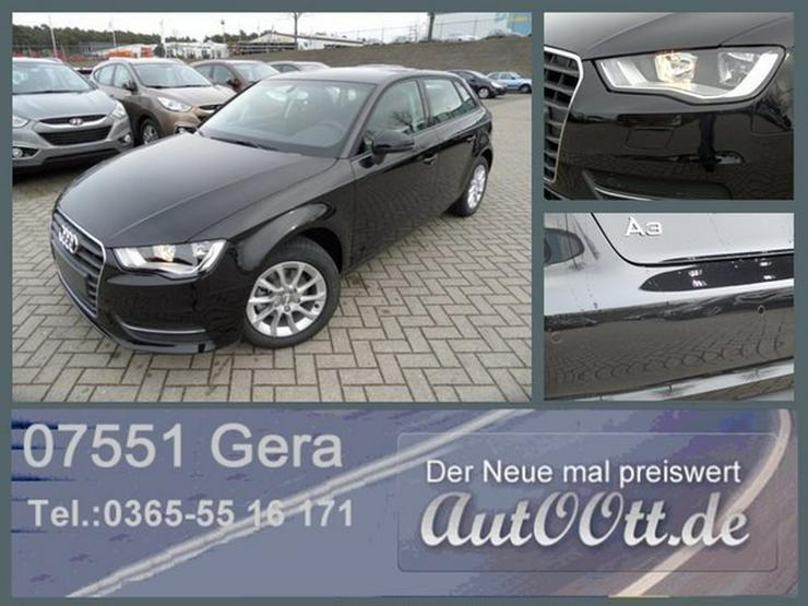 AUDI A3 Sportback Attraction TOP-Auto/Lager