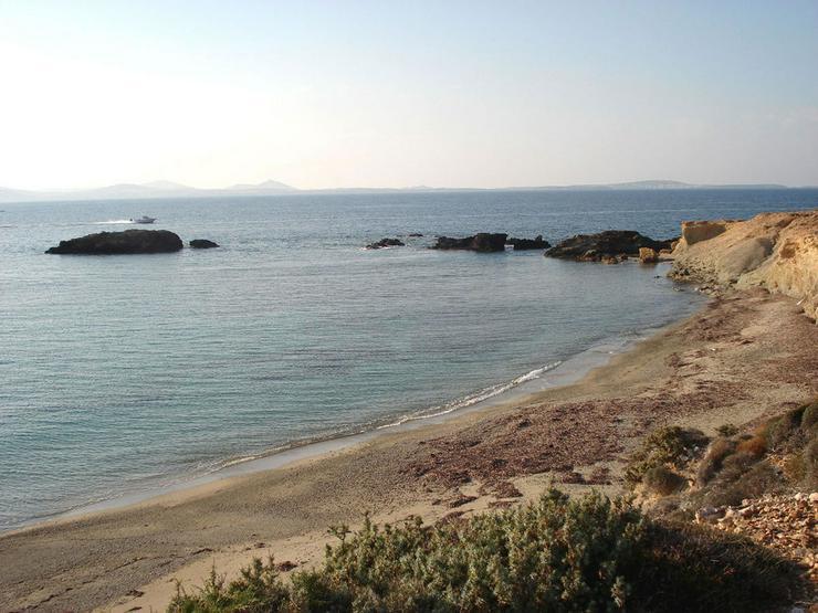 Neubau Touristik Projekt auf der Insel Naxos