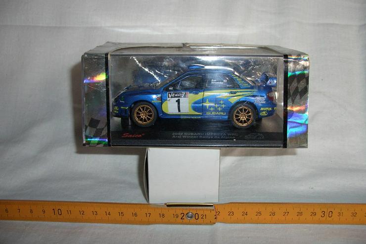Modellauto Subaru Impreza WRC 2002