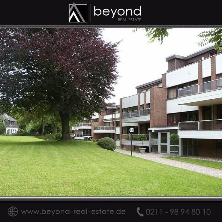 Bild 2: Geräumige 2-Zimmer Wohnung inmitten einer privaten Parkanlage