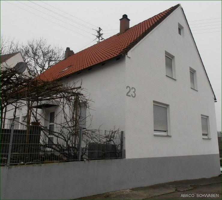 Raumwunder! Großzügiges Einfamilienhaus in Unterfahlheim. - Haus kaufen - Bild 1