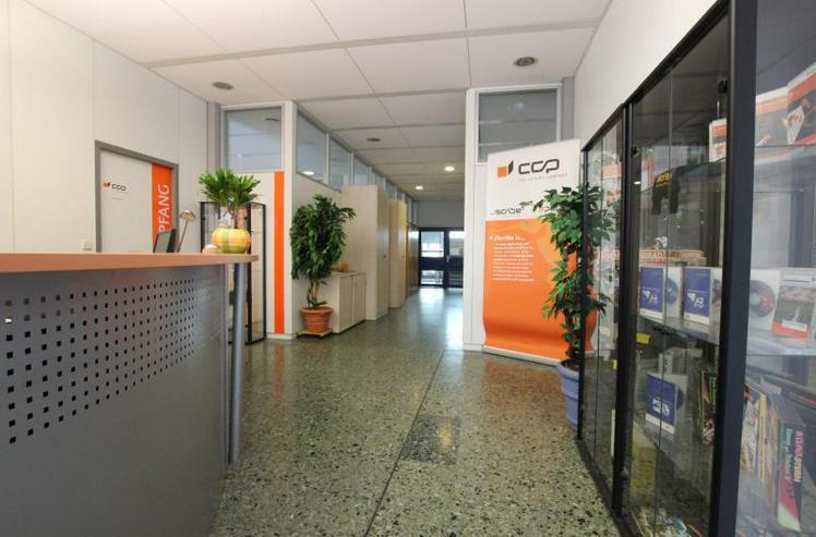 Bild 3: Provisionsfrei:Vollklimatisierte, lichtdurchflutete moderne Büroräume in S-Bahn und Pors...