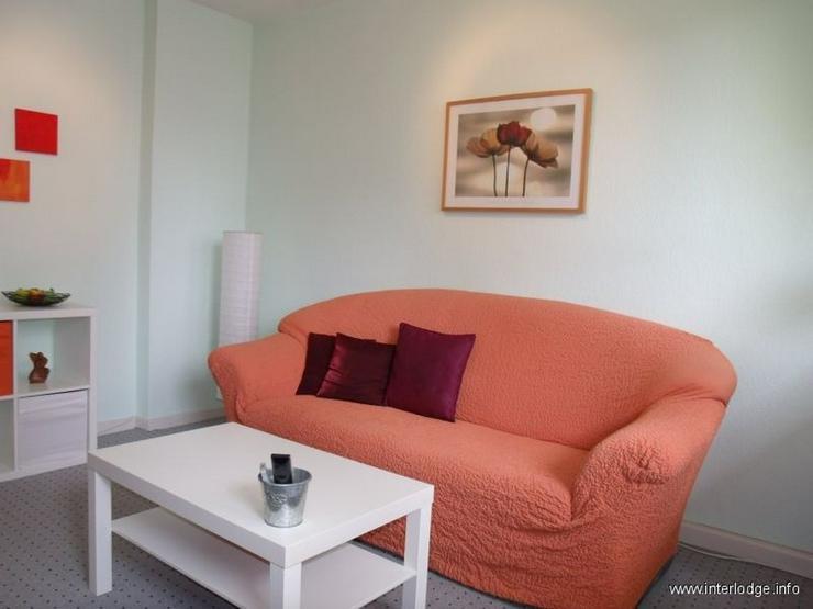 INTERLODGE Südviertel: Schick möblierte Wohnung mit Balkon am Stadtgarten