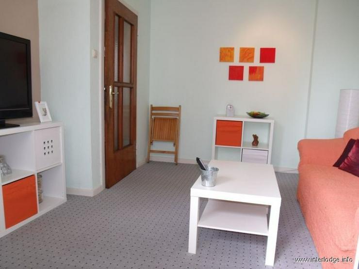 Bild 2: INTERLODGE Südviertel: Schick möblierte Wohnung mit Balkon am Stadtgarten