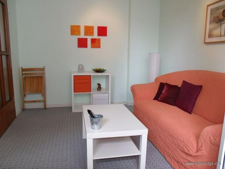 Bild 3: INTERLODGE Südviertel: Schick möblierte Wohnung mit Balkon am Stadtgarten
