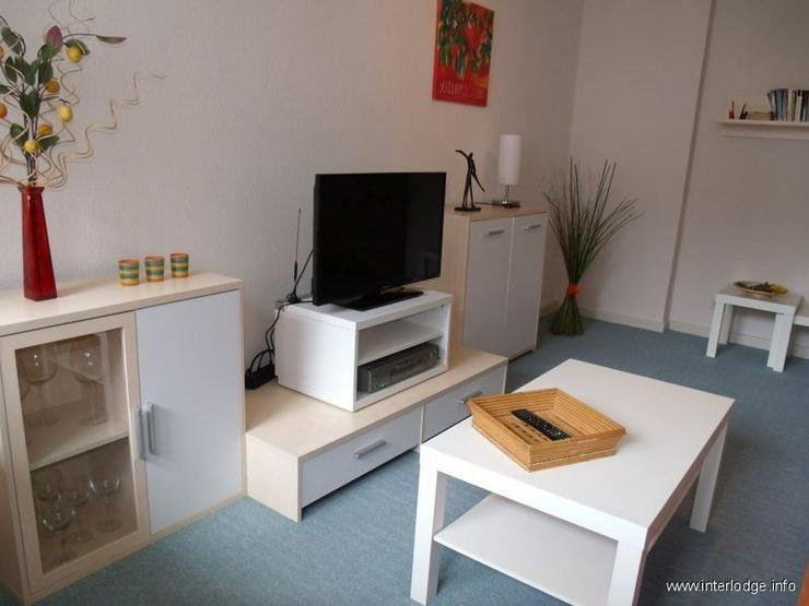 Bild 5: INTERLODGE Südviertel: Modern möblierte Wohnung mit Balkon am Stadtgarten